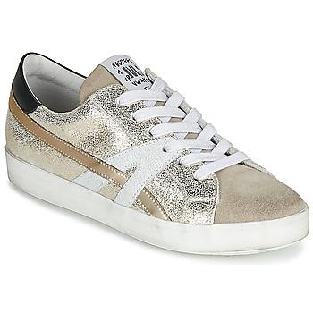 Schoenen Dames Lage sneakers Meline MEL Goud