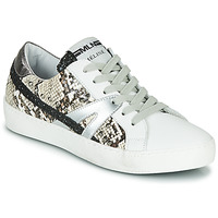 Schoenen Dames Lage sneakers Meline PANNA Wit / Phyton