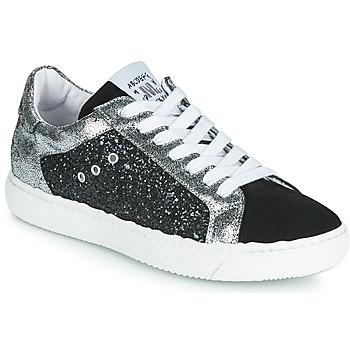Schoenen Dames Lage sneakers Meline PAKITELLE Zwart