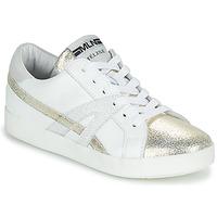 Schoenen Dames Lage sneakers Meline CRINO Wit