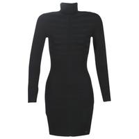 Textiel Dames Korte jurken Morgan RMENTO Zwart