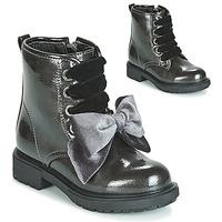 Schoenen Meisjes Laarzen Gioseppo LEHRE Grijs