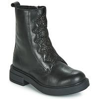 Schoenen Meisjes Laarzen Gioseppo ABENBERG Zwart
