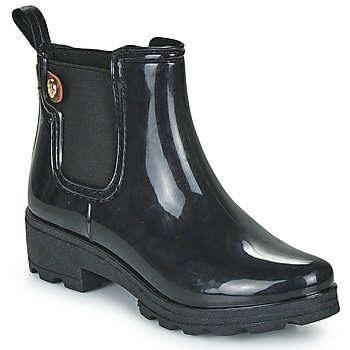 Schoenen Dames Regenlaarzen Gioseppo 40840 Zwart