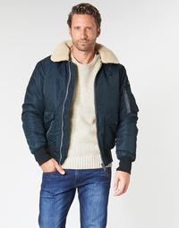 Textiel Heren Wind jackets Schott OHARA Marine