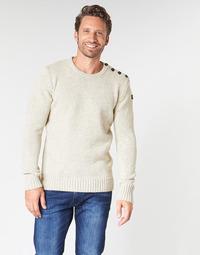 Textiel Heren Truien Schott PLOUTRIDER1 Beige