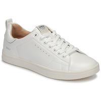 Schoenen Dames Lage sneakers Only SHILO PU Wit / Zilver
