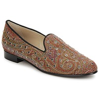 Schoenen Dames Mocassins Etro BORCHIE Brown