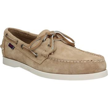 Schoenen Heren Bootschoenen Sebago 121665 Beige