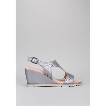 Schoenen Espadrilles Sandra Fontan BALS Zilver