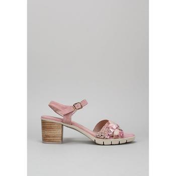 Schoenen Dames Sandalen / Open schoenen Sandra Fontan PERLA Roze
