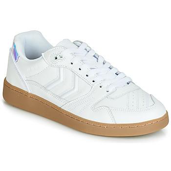 Schoenen Dames Lage sneakers Hummel HB TEAM SNOW BLIND Wit