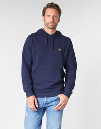 Textiel Heren Sweaters / Sweatshirts Lyle & Scott ML416VTR-Z101 Marine