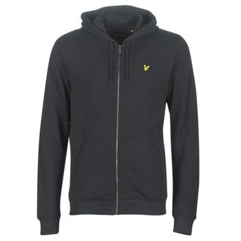 Textiel Heren Sweaters / Sweatshirts Lyle & Scott ML420VTR-574 Zwart