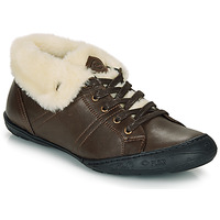 Schoenen Dames Hoge sneakers PLDM by Palladium GAETANE Brown