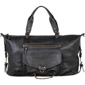 Tassen Dames Handtassen kort hengsel Abaco Paris ODELIA NOIR