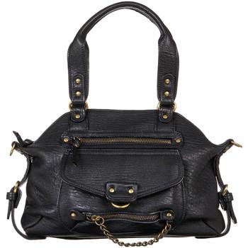 Tassen Dames Handtassen lang hengsel Abaco Paris MINI ODELIA NOIR