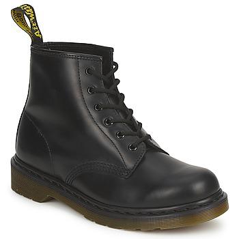 Schoenen Laarzen Dr Martens 101 Zwart