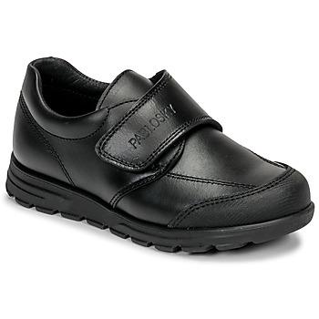 Schoenen Kinderen Derby Pablosky 334510 Zwart