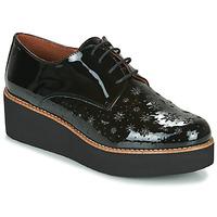 Schoenen Dames Derby Fericelli LYDIE Zwart