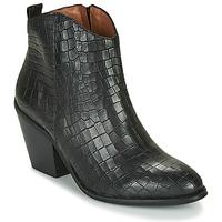Schoenen Dames Enkellaarzen Fericelli LISA Zwart
