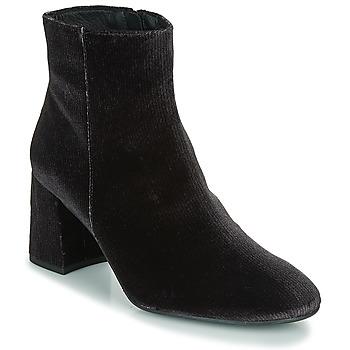 Schoenen Dames Enkellaarzen Fericelli LENITA Zwart