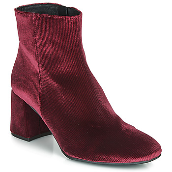 Schoenen Dames Enkellaarzen Fericelli LENITA Roze