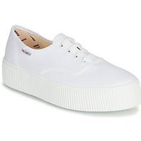 Schoenen Dames Lage sneakers Victoria 1915 DOBLE LONA Wit
