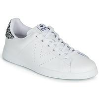 Schoenen Dames Lage sneakers Victoria TENIS PIEL Wit