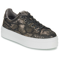 Schoenen Dames Lage sneakers Victoria BARCELONA DEPORTIVO Zwart