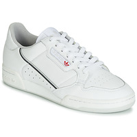 Schoenen Lage sneakers adidas Originals CONTINENTAL 80 Wit