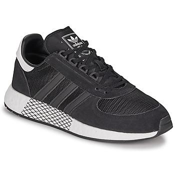 Schoenen Heren Lage sneakers adidas Originals MARATHON TECH Zwart