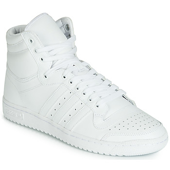 Schoenen Heren Hoge sneakers adidas Originals TOP TEN HI Wit
