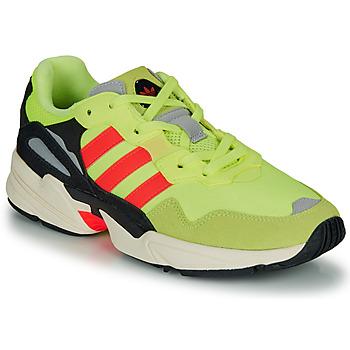 Schoenen Heren Lage sneakers adidas Originals YUNG-96 Geel