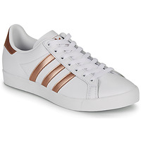 Schoenen Dames Lage sneakers adidas Originals COAST STAR W Wit / Brons
