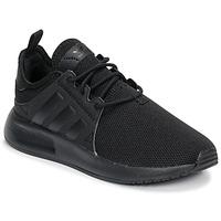 Schoenen Jongens Lage sneakers adidas Originals X_PLR C Zwart