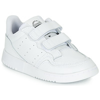 Schoenen Kinderen Lage sneakers adidas Originals SUPERCOURT CF I Wit