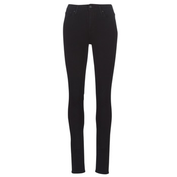 Textiel Dames Skinny Jeans Levi's 721 HIGH RISE SKINNY Long / Shot