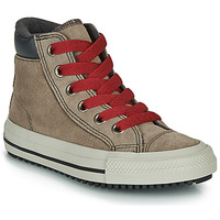 Schoenen Hoge sneakers Converse CHUCK TAYLOR ALL STAR PC BOOT BOOTS ON MARS - HI Brown