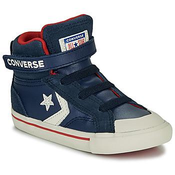 Schoenen Kinderen Hoge sneakers Converse PRO BLAZE STRAP - HI Navy
