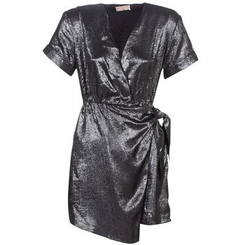 Textiel Dames Korte jurken Moony Mood LIVINE Zilver