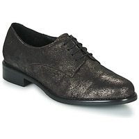 Schoenen Dames Derby Betty London CAXO Zwart