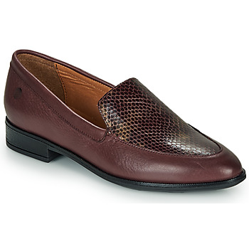 Schoenen Dames Mocassins Betty London LILI-FLEUR Bordeaux