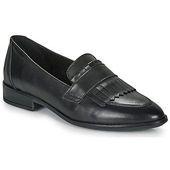 Schoenen Dames Mocassins Betty London LATUFA Zwart