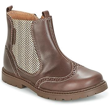 Schoenen Kinderen Laarzen Start Rite DIGBY Brown