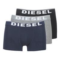 Ondergoed Heren Boxershorts Diesel DAMIEN Grijs / Marine / Zwart
