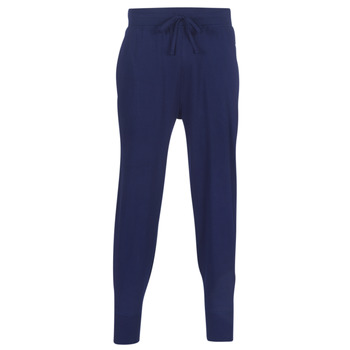 Textiel Heren Trainingsbroeken Ralph Lauren JOGGER-PANT-SLEEP BOTTOM Marine