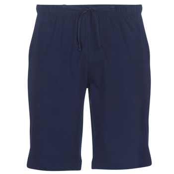 Textiel Heren Korte broeken / Bermuda's Ralph Lauren SLEEP SHORT-SHORT-SLEEP BOTTOM Marine