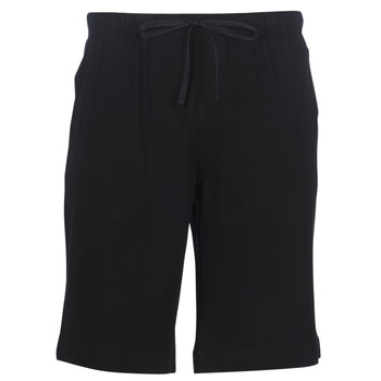 Textiel Heren Korte broeken / Bermuda's Ralph Lauren SLEEP SHORT-SHORT-SLEEP BOTTOM Zwart