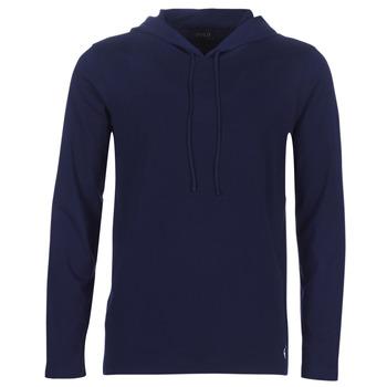 Textiel Heren Sweaters / Sweatshirts Ralph Lauren L/S HOODIE-HOODIE-SLEEP TOP Marine